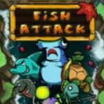 Tower defense – Fish attack
