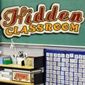 Objets cachés salle de classe
